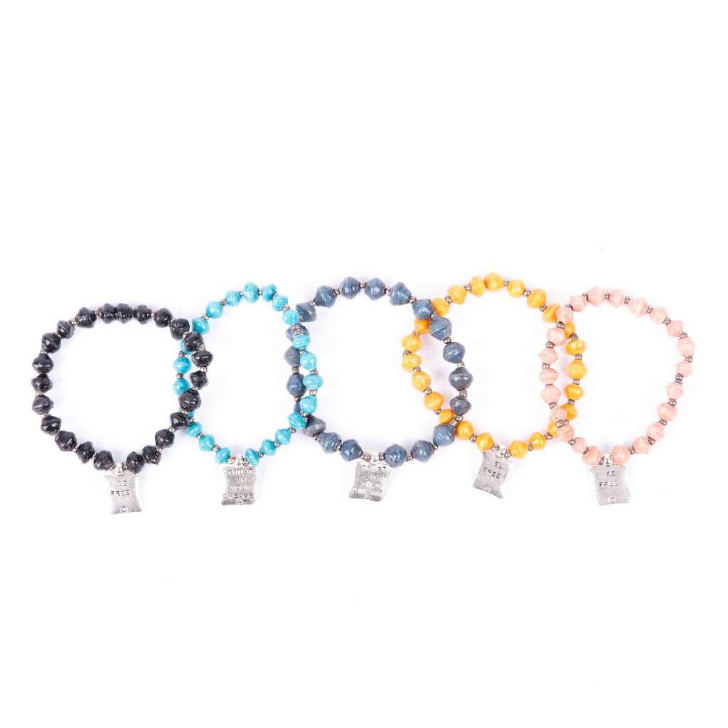Mafrak bracelets    Trust in your dreams and be free