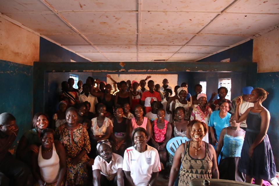 acholi quarter 22stars Kampala parents conference